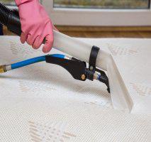 Higienização de colchão
