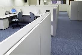 Divisória carpete