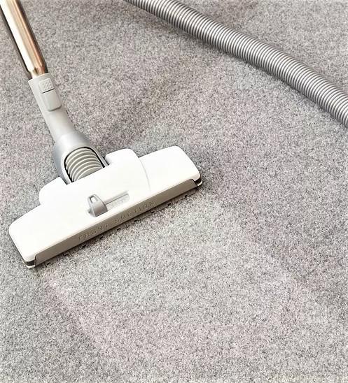 Higienização de carpete