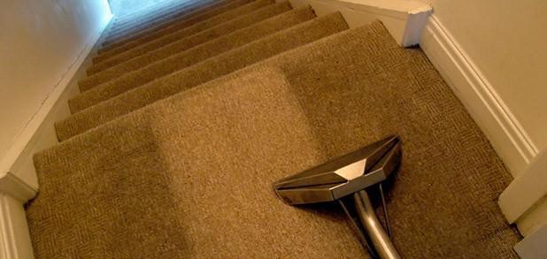 Lavagem de carpete