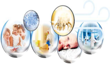 Desinfecção e Oxi Sanitização de Ambientes